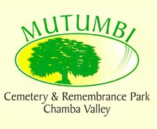 Mutumbi Cemetery and Remembrance Park A cemetery and remembrance park in Chamba Valley, Lusaka, Zambia